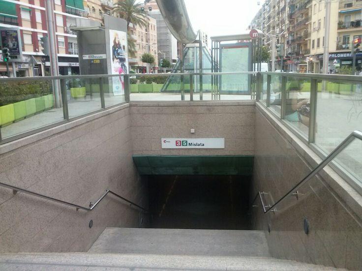 metro mislata