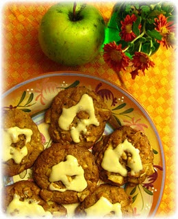 Glazed Apple Cookies | Food - Desserts and Sweet Tooth Food | Pintere ...
