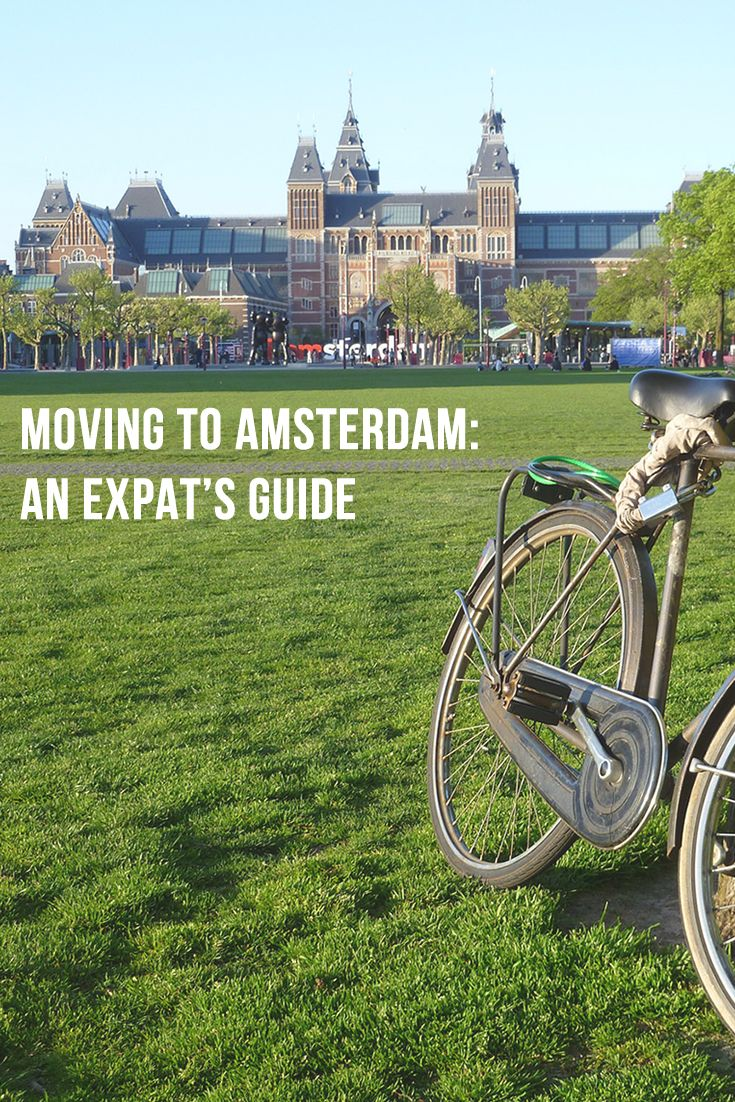 An expat's guide to moving to Amsterdam | confusedjulia.com