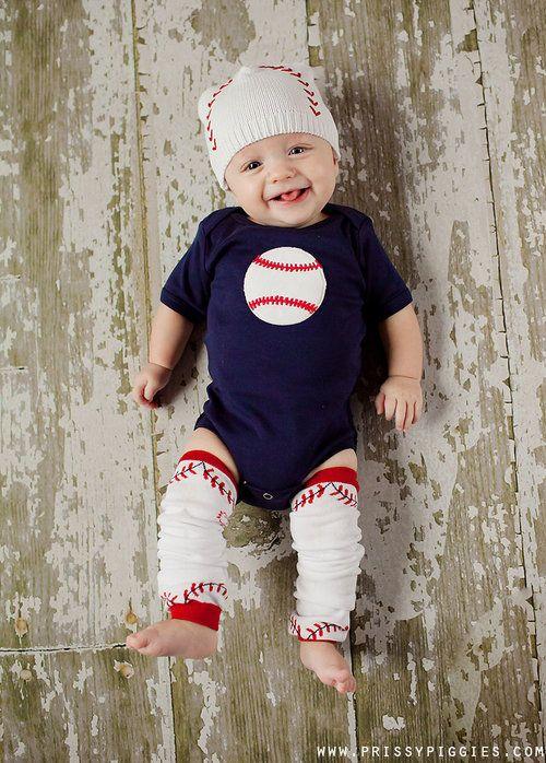 Baseball Bodysuit-januzzi, onesy, baseball, sports, trendy, baby boutqiue, boy, baby shower gift
