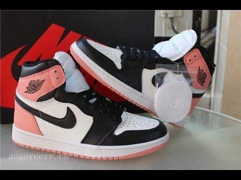 Air Jordan 1 Retro High OG Rust Pink - gogoyeezy.ca