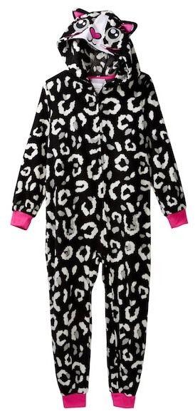 Komar Cat Hooded Blanket Sleeper (Little Girls & Big Girls)