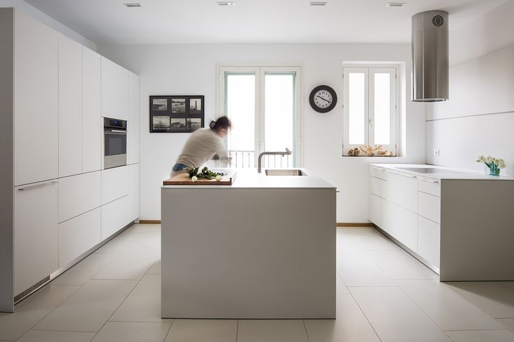 Bulthaup Kitchen- Residential- Project by Chiarenza Interior Planning