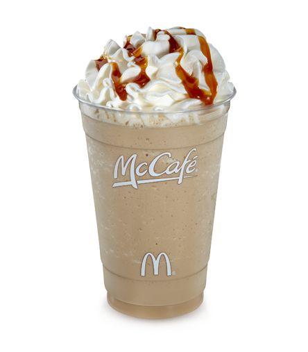 Copycat Recipes: McDonald's Caramel Frappe