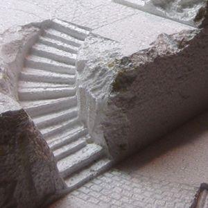 Cómo hacer espuma Escaleras