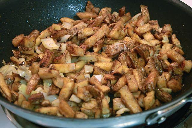 IMG 15771 Redneck Recipe: French Fried Fritatta