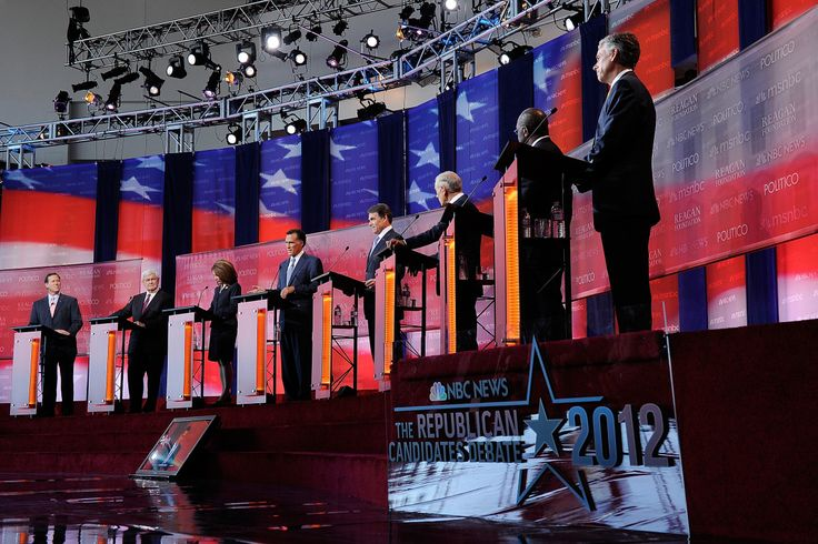 Here is the most up-to-date and complete GOP presidential primary debate schedule we have for the 2015 / 2016 primary season. These debates are between all the Republican candidates running for Pre...