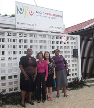 MEDA provided technical guidance and support for the Surinamese Trust Company (SuriTrust) as well as five other local microfinance providers to assist with the development of the microfinance sector in Suriname. Reaching 805 clients from 2012-2013