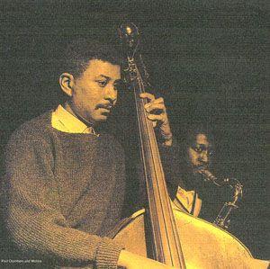 Paul Chambers & Hank Mobley