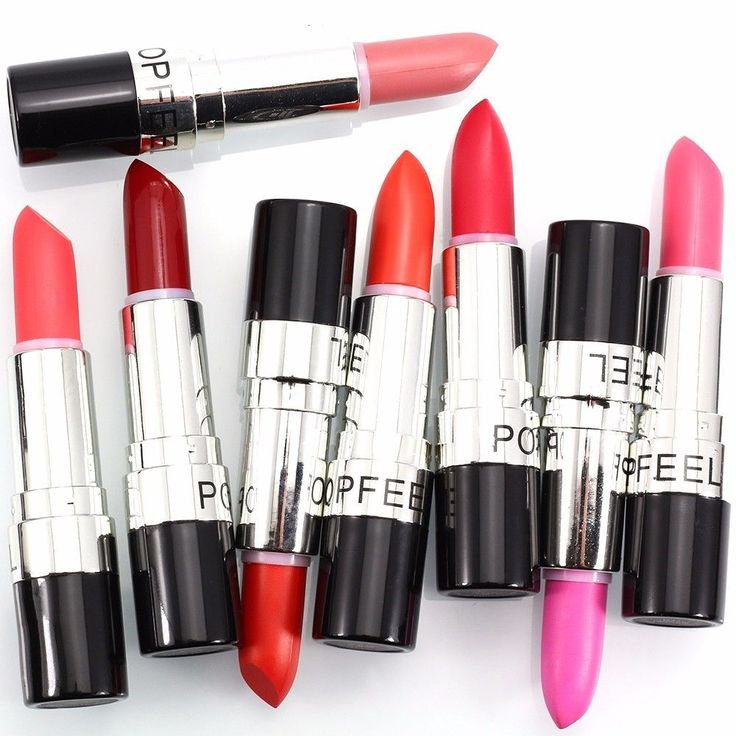 ITCQUALITY 20 COLORS MAKEUP LIPSTICK WATERPROOF MAKEUP LONG LASTING BALM ITC1125 | eBay