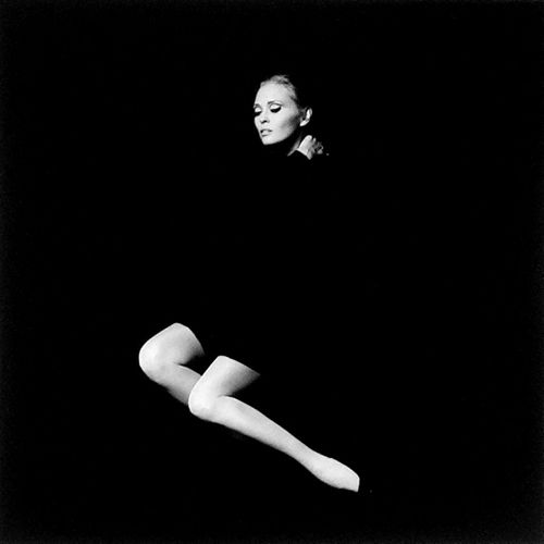Faye Dunaway, 1967 by Jerry Schatzberg