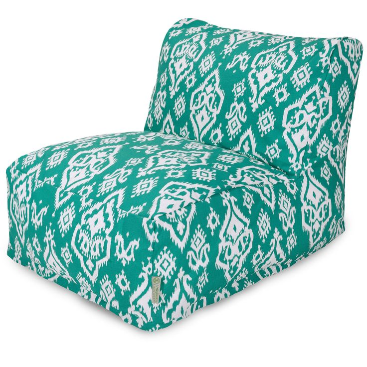 Majestic Home Goods Raja Bean Bag Lounger Chair