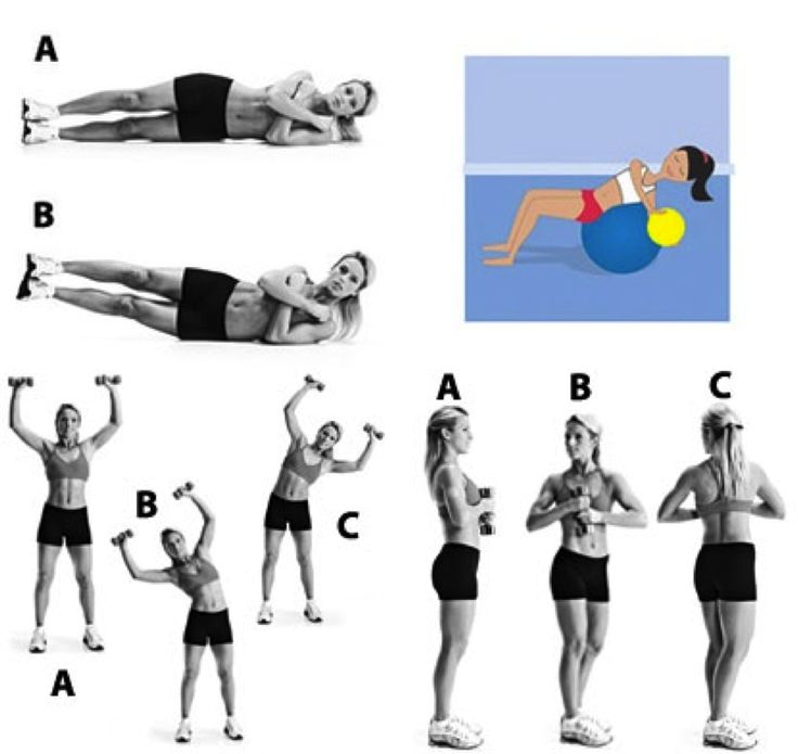 The gallery for --> Exercises For Love Handles Men