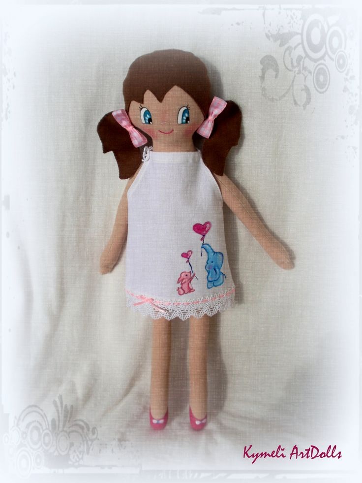 Doll for play -50cm