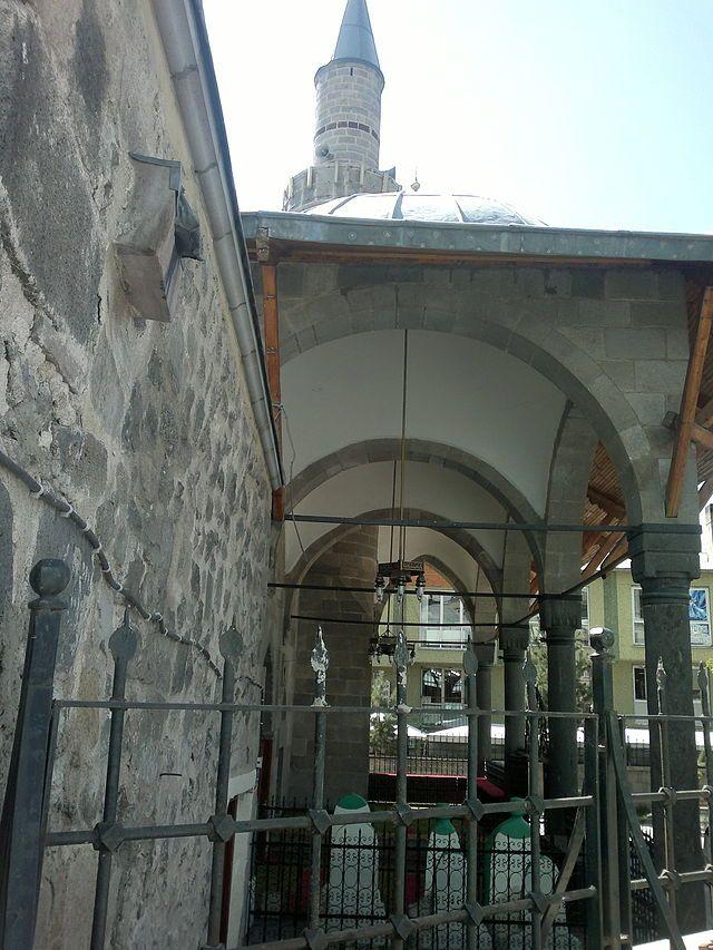 Erzurum Caferiye Camii - Erzurum - Vikipedi