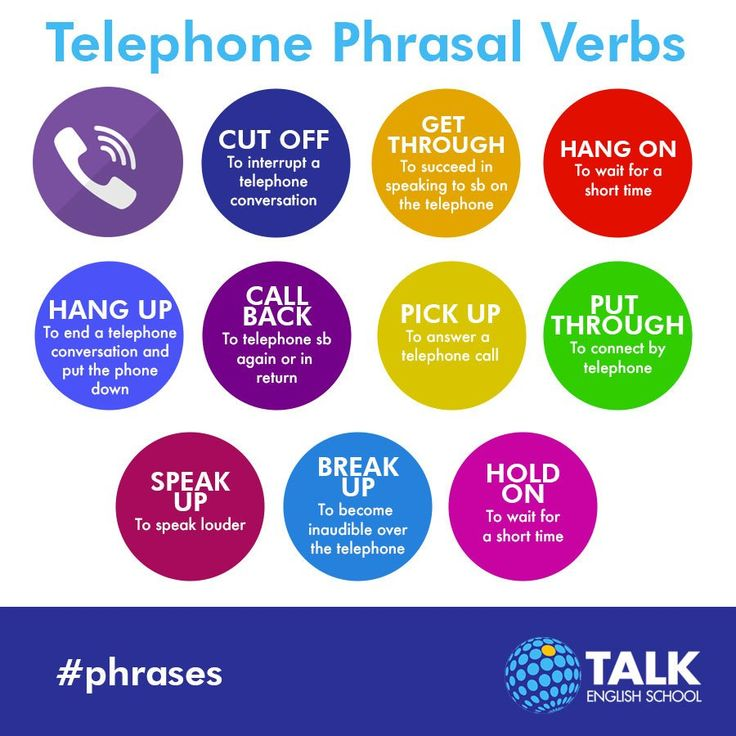 225 Best Phrasal Verbs Idioms Images On Pinterest