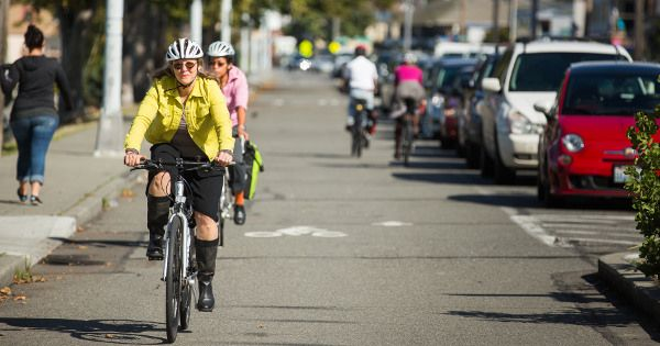 Survey: Protected bike lanes have seven times the impact of striped ones | PeopleForBikes