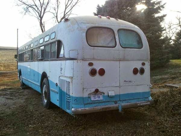 Used RVs 1948 GMC Conversion Bus For Sale by Owner