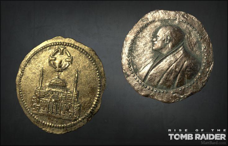 ArtStation - Rise of the Tomb Raider - Relics, Matt Bard