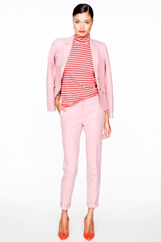 J Crew. I am a sucker for red and pink together.