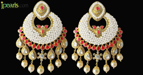 30% discount on diamond jewelry and 70% discount on pearl jewelry. Traditional Indian jewelry by Jagdamba Pearls. Visit www.jpearls.com.