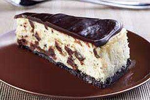 Chocolate Chunk Cheesecake