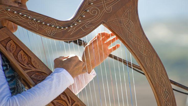 Relaxing Harp Music: Sleep Music, Meditation Music, Spa Music, Study Mus...