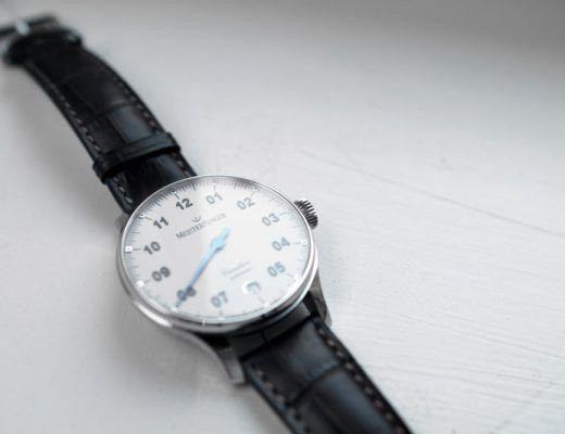 Uhr von MeisterSinger