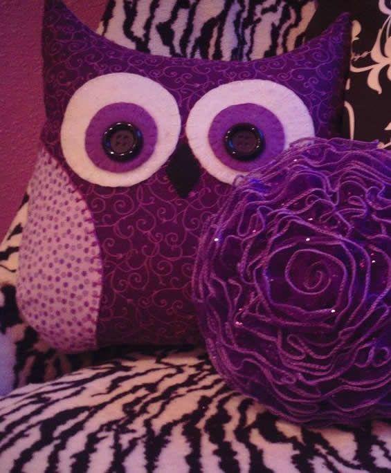 como fazer almofada coruja passo a passo, para decorar, presentear e vender. Almofada coruja em tecido fácil de fazer para quarto de bebe faça e venda