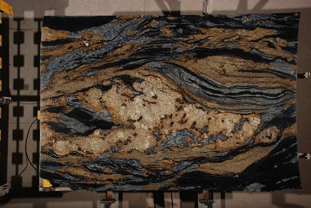 OMG.  Love that blend of colors and the veins.  spectrus granite