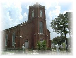 Assumption Catholic Church - Plattenville, Louisiana