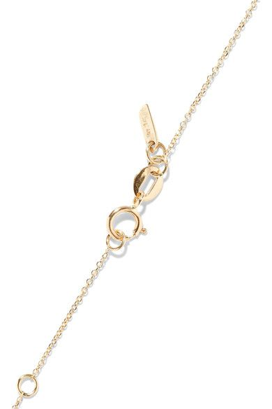Lito - Infinite 14-karat Yellow And Rose Gold Necklace - one size
