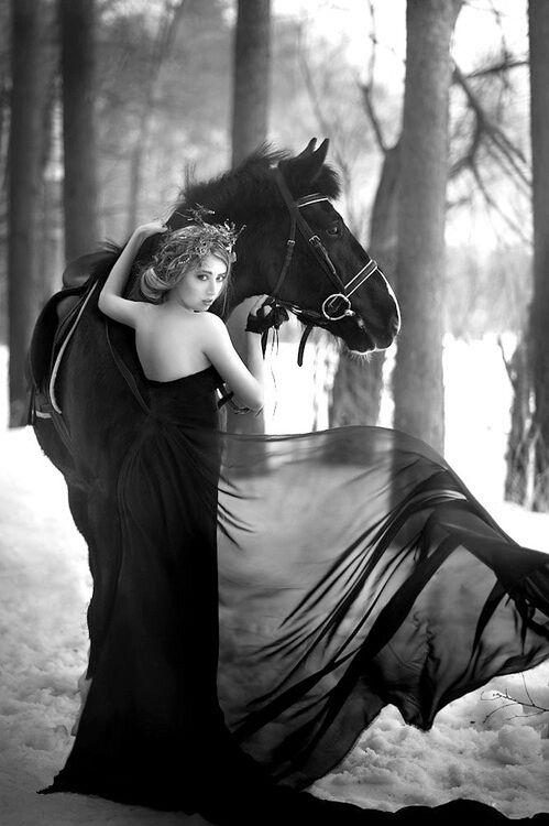 Equine magic