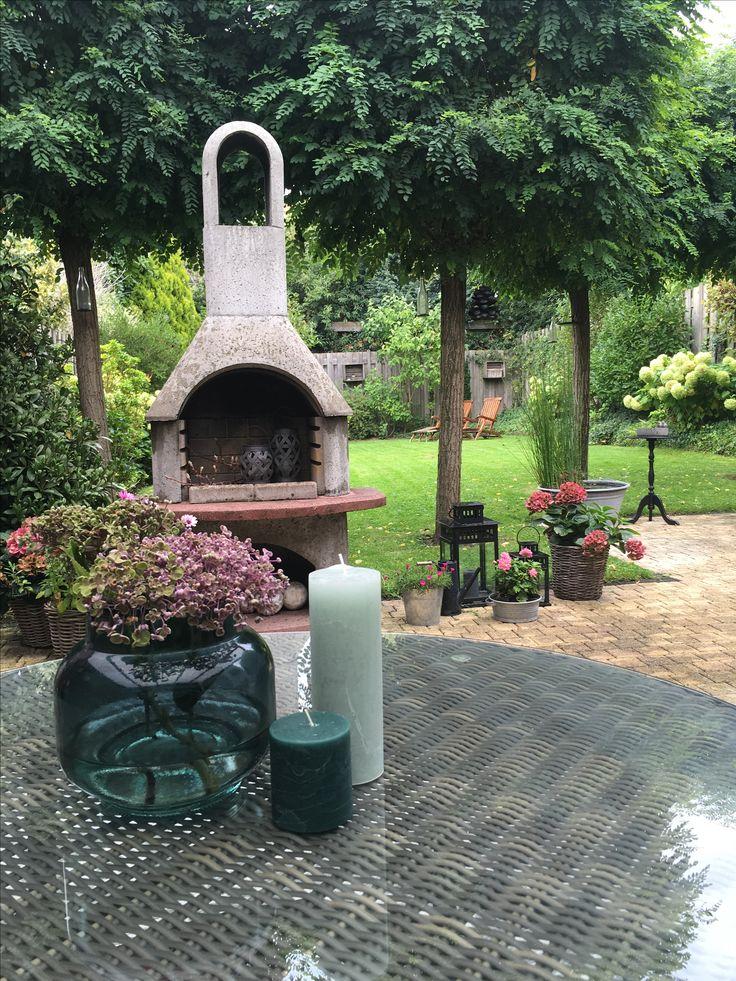 Tuin klaar voor het najaar / garden ready for fall