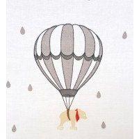 Little Friends Gutermann Fabric by sunnysidefabricsuk on Etsy