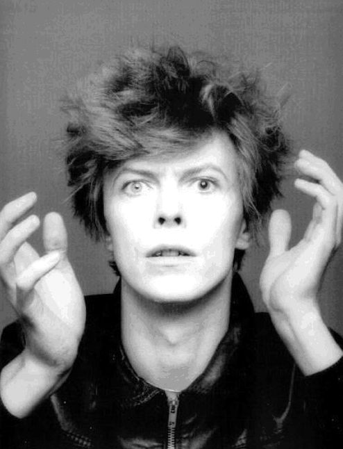 David Bowie iconic