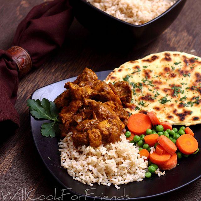 No-Butter ChickenChicken Murgh, Asian Food, Food Ideas, Butterless Butter, Butter Chicken, Indian Food, Murgh Makhani, Classic Indian, Dinner Recipe