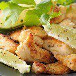 Straccetti di pollo e lime al forno - Ricette in 30 minuti