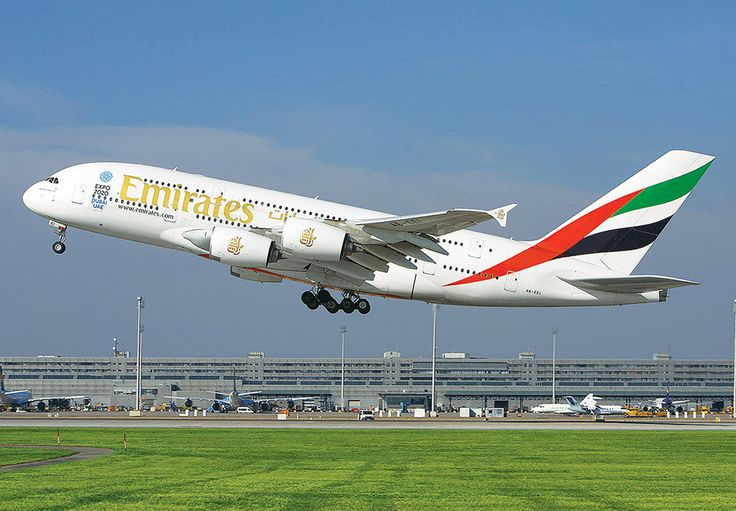 Dying breed: A-380.Emirates Airline is by far the  largest A380 customer, with  142 aircraft on order and 81  in operation.  Credit: joepriesaviation.net