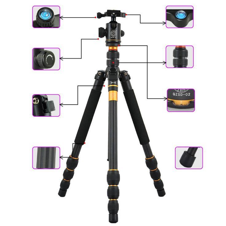 как крепить фотоаппарат на штатив стильные