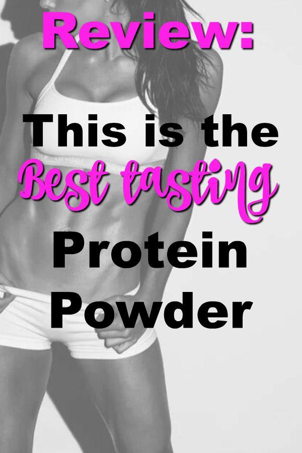 Best Tasting Protein powder... hands Down!
