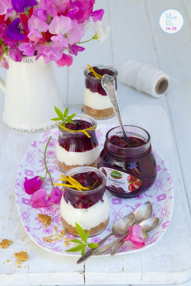 Błyskawiczne mini serniczki bez pieczenia – doskonałe na śniadanie na wynos   Lawendowy Dom