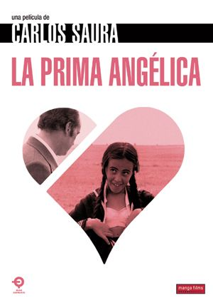La prima Angélica (1974) España. Dir: Carlos Saura. Drama. Vida rural. Infancia. Vellez. Guerra civil española - DVD CINE 1415