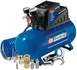 Campbell Hausfeld 3-Gallon Air Compressor for $50  free shipping #LavaHot http://www.lavahotdeals.com/us/cheap/campbell-hausfeld-3-gallon-air-compressor-50-free/180234?utm_source=pinterest&utm_medium=rss&utm_campaign=at_lavahotdealsus