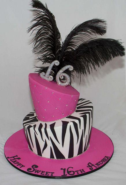 TOPSY TURVY BIRTHDAY CAKE | Flickr - Photo Sharing!