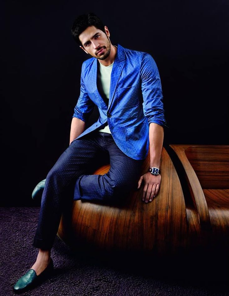 Sidharth Malhotra ups the heat for GQ India | PINKVILLA