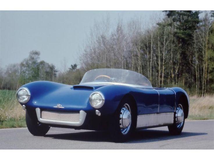 1957 Saab Sonett 1 Image