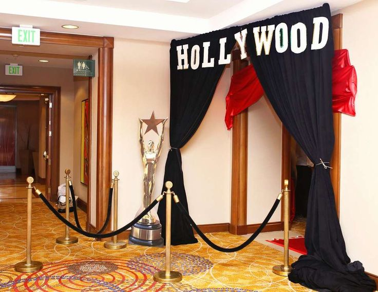 die besten 25 hollywood thema partys ideen auf pinterest hollywood party hollywood thema und. Black Bedroom Furniture Sets. Home Design Ideas