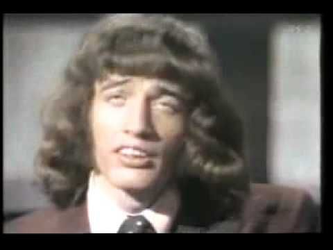Bee Gees - I started a joke. My favorite Bee Gees song sung by my favorite Bee Gee. I miss Robin.