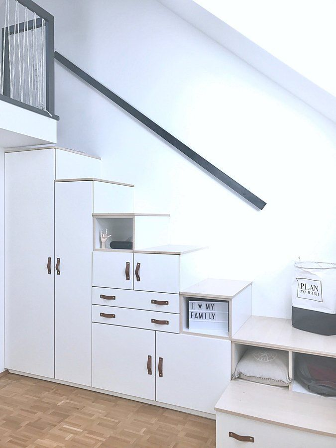 die besten 25 raumspartreppen ideen nur auf pinterest. Black Bedroom Furniture Sets. Home Design Ideas